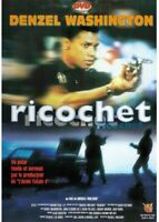 DVD Ricochet Denzel Washington Occasion