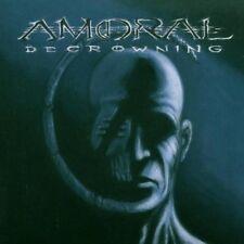 AMORAL - Decrowning CD