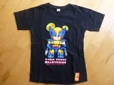 EUC Colour Popular Boys Short Sleeve Top Tee Shirt Wolverine M