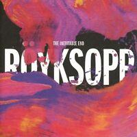 RÖYKSOPP - THE INEVITABLE END 2 CD NEW+
