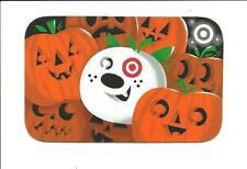 New - Target Card for Gift ( Halloween Pumpkins )