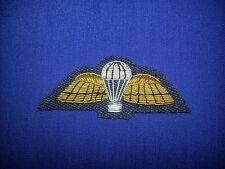 Parachute Wings, No5 Mess Dress gold bullion