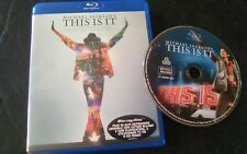 Michael Jackson ‎– This Is It - Blu-Ray  Sony Pictures ‎– BD 203250 ITALY