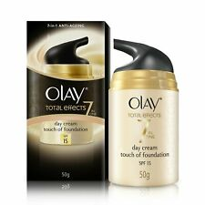 Olay Total Effects 7-In-1 Anti-Ageing BB Day Cream With Touch of Foundation SPF1