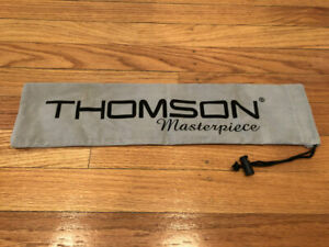 Thomson Masterpiece Seatpost Bag (bag only)