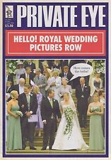 ROYAL WEDDING	Private Eye	no.	1211	30	May	2008