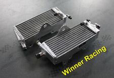 ALUMINUM ALLOY RADIATOR HONDA CR125R CR 125 R 1989 HIGH PERFORMANCE LEFT+RIGHT