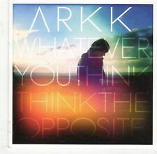 (EJ506) Arkk, Whatever You Think Think The Opposite EP - 2013 DJ CD