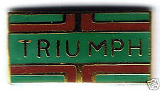 Automotive collectibles - Triumph (British Sports Cars) tac style logo pin