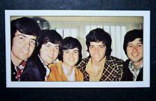 The Osmonds   1970's Pop Group Card    VGC