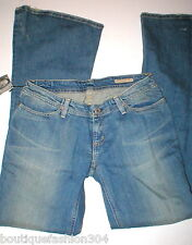 New Womens Chip Pepper One of a Kind Sample Jeans Traveler 29 30 X 32 NWT USA
