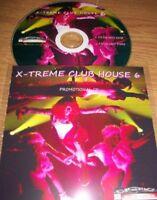 X-TREME CLUB HOUSE VOL 6 ( 2010 CLUB REMIXES ) DJ MIX CD