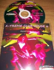 X-TREME CLUB HOUSE VOL 6 ( 2010 CLUB REMIXES ) DJ MIX CD