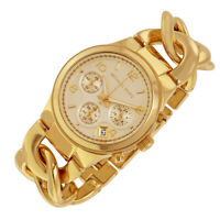 100% New Michael Kors 38mm Gold Colour Bracelet Strap Women's Watch MK3131