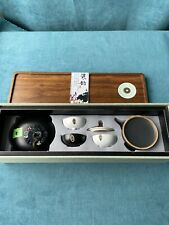 More details for ceramic chinese tea pot gift set , boxed with tray , new, tea inc.