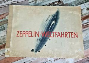 Zeppelin-Weltfahrten Sammelbilderalbum 1932