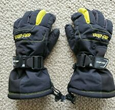 Ski-Doo Snowmobile Gloves Youth 6-8