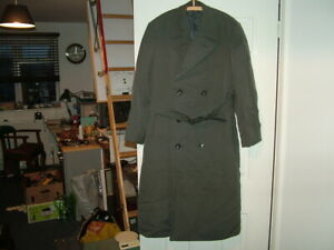 German Military, Spartra Arnstorf, Raincoat. Excellent Condition.
