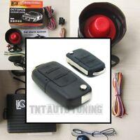 Alarme Voiture Auto Systèm Sécurité Kit Telecommande pour VW Golf 4 Polo Passat