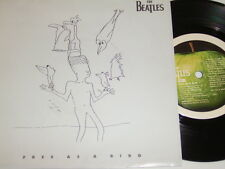 "7"" - Beatles free as a Bird & Christmas Time-US 1995 unplayed # 4319"