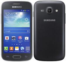 NUOVO SAMSUNG GALAXY ACE 3 GT-S7278 DUAL-SIM Nero Smartphone Sbloccato