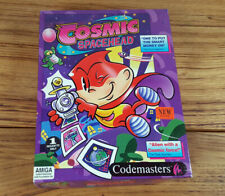 Cosmic Spacehead by Codemasters Commodore AMIGA Poster Big Box OVP No Disk