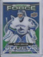 16-17 Ryan Miller Tim Hortons Canada Franchise Force Insert Card #FF10 Mint