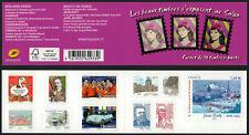 Carnet BC 1023 Les timbres s'exposent  de 2014 neuf ** non plié LUXE