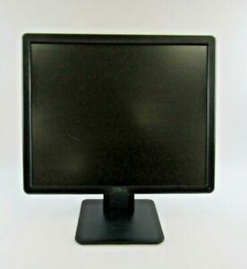 "Dell E1715SC 17"" LED Backlit LCD Display Black Monitor"