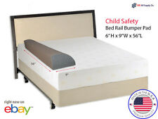 Child Safety Bed Rail Bumpers Portable Children's Bed Guard Crib Bumper Pad