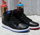 NIKE AIR JORDAN 1 SB LANCE MOUNTAIN US 9 8 42.5 RETRO HI BRED ROYAL JETER BLUE