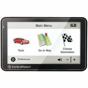 "Rand McNally Road Explorer 7 6"" Advanced Car GPS with Free Lifetime Maps"