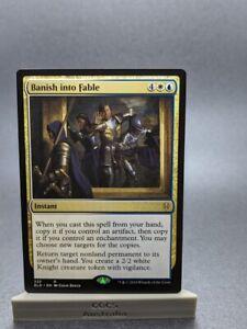 Banish into Fable 325/269 Throne of Eldraine MTG
