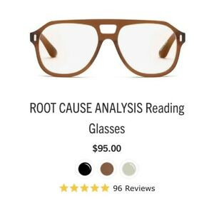 caddis Eyewear Readers