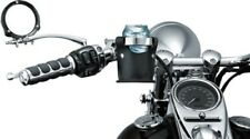KURYAKYN Handlebar Cup Holder for 1 Handle Bars Universal Harley Honda Kawasaki
