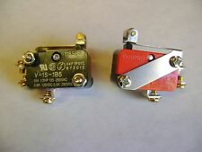 Omron V-15-1B5 MICRO SWITCH MADE IN JAPAN DR48