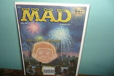 Mad Magazine-Issue#34 (1957)Feldstein,Wood,Orlando Complete Issue