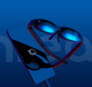 New Unlocked Nreal AR Glasses VR Samsung Galaxy Augmented Reality S21 S20 Note20