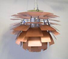 """Poul Henningsen for Louis Poulsen. The """"Artichoke"""" pendant lamp. Ca 1970"""
