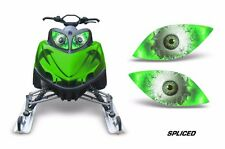 Headlight Eye Graphics Kit Decal Cover For Arctic Cat M Series Crossfire SPLCE G
