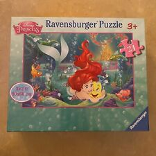 New Disney Princess Hugging Arielle 24 PC Giant Floor Puzzle Jigsaw Sealed