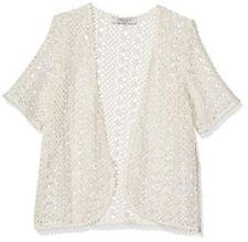 Vêtements gilets blancs pour fille de 12 à 13 ans