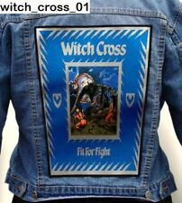 WITCH CROSS   Back Patch Backpatch ekran new
