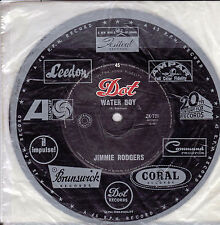 JIMMIE RODGERS Water Boy / Someplace Green 45
