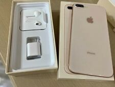 USED Apple iPhone 8 Plus 256GB Gold - Factory Unlocked, Complete