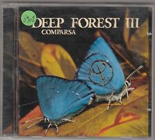 DEEP FOREST III - comparsa CD