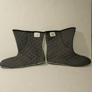 Combat Bootie Liner Sz 12-12.5 NR Military Intermediate Cold Weather Inserts