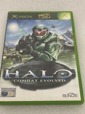 Xbox Halo Combat evolved Free P&P Very Good Condition