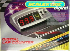 SCALEXTRIC C7039 DIGITAL LAP COUNTER TO RACE 6 CARS NEW 1/32 SLOT CAR ACCESSORY
