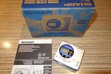 Sharp mt15 MD + AL + carton MiniDisc MD (33) MT 15